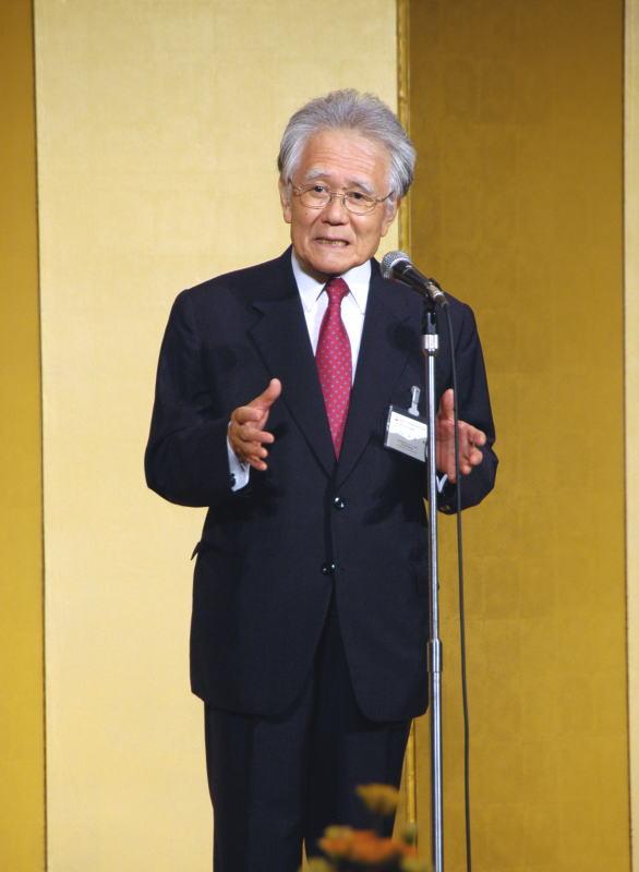 山本先生紫綬褒章祝賀会